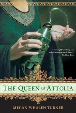 Царица Аттолии