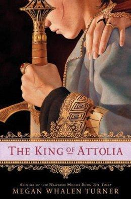 Царь Аттолии